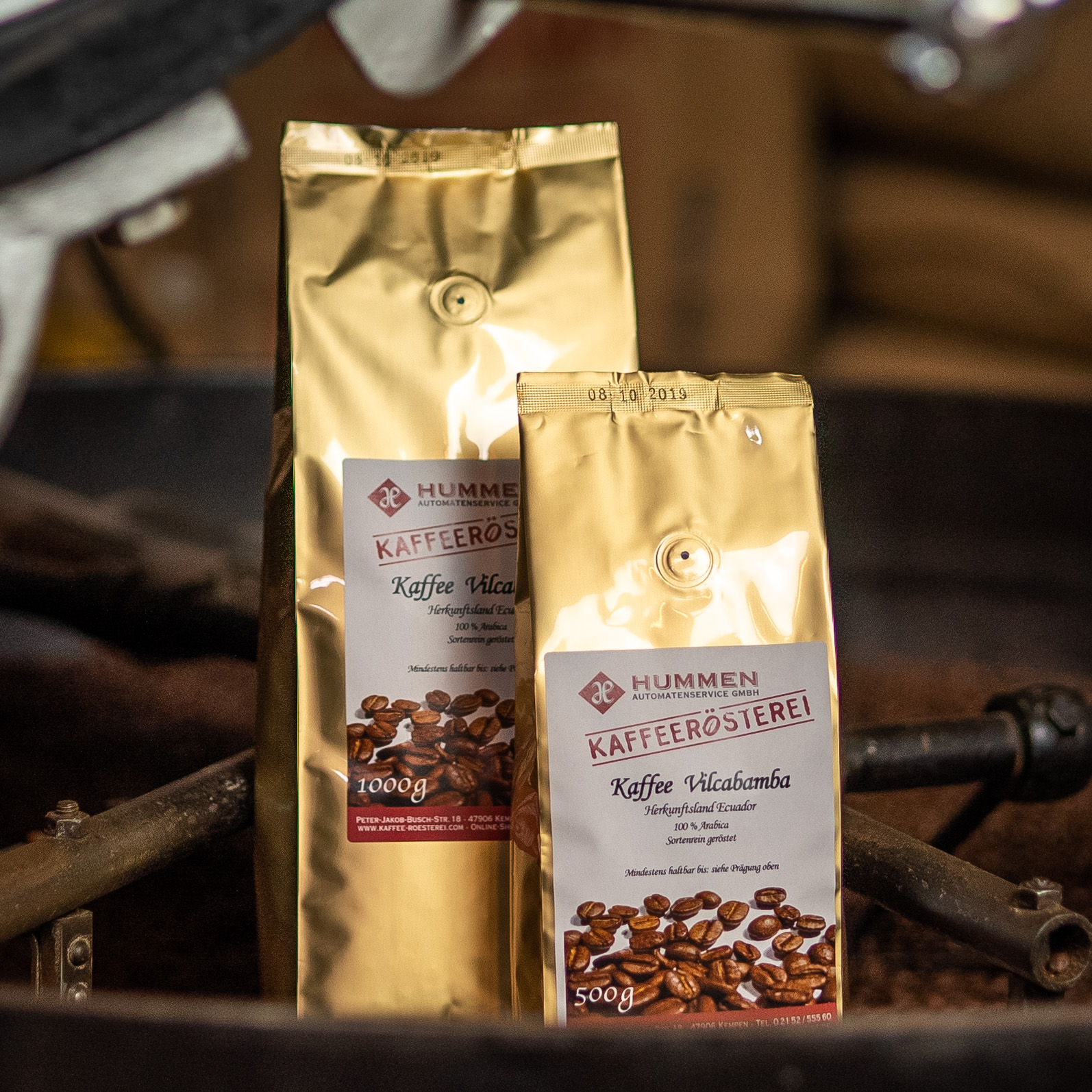 Kaffee Vilcabamba